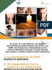 Presentacion Oratorio Web 2015
