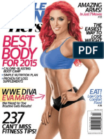 Muscle & Fitness Hers - February 2015 USA
