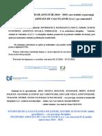 Anunt Iac_studenti Anul III 2014-2015