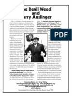 Harry Anslinger - Devil Weed - Occupy Prohibition