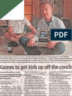 Pocket Virtual Worlds - Dayton Daily News - Press Release