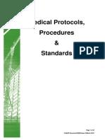 01-MEDEVAC Protocols Procedures