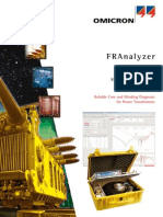 Fr Analyzer