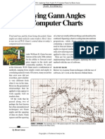 (Trading)Gann Applying Gann Angles to Computer Charts(Brent Aston,2000,Technical Analysis Inc)