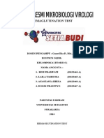 Hemaglutinasi Test