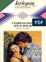 Compagnon d'Un Jour - Penny Jordan