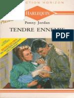 Tendre Ennemie - Penny Jordan