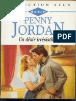 Un Désir Irrésistible - Penny Jordan