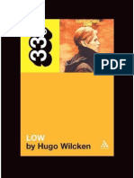 David Bowie's Low (33 1_3) - Hugo Wilcken