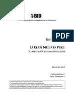 La Clase Media en Peru