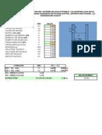 2.-Caja Distribucion de Caudales, Caja de Entrada y Salida (Paraiso)