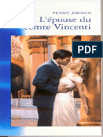 L'Epouse Du Comte Vincenti - Penny Jordan