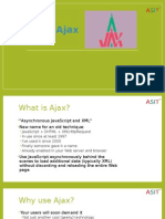 Learn AJAX at ASIT