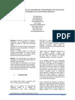Implementación de Un Sistemas de Transmisión de Datos Con Xbee Integrado en Plataforma Arduino