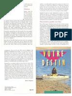 BETHEL Votre Destin Tract Evangelisation PDF