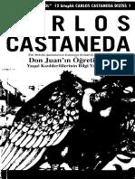 Carlos Castaneda -Tüm kitapları