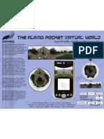 Pocket Virtual Worlds - BGSU - Alamo Project