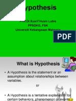 03 Hypothesis Dan ObjectivesHypothesis Testing Feb 2014