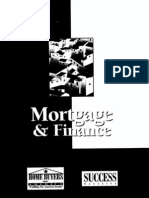 real estate - mortgage & finance