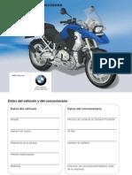 Manual Moto R1200GS (2011-08)