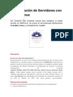 Configuración de Servidores Con GNU