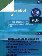 Sem06 Parabola