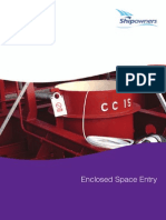 Enclosed Space Entry