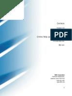 Centera Online Help (Printable Version) 3.0 A01