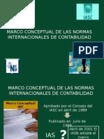 Unidad II Marco Conceptual NIIF