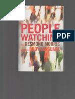 Desmond Morris (2002) - Peoplewatching
