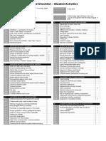 2012 Friday Night Athletics Risk Assessment