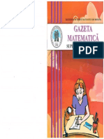 Gazeta Matematica Supliment Feb 2015
