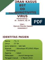 Lapsus Konjungtivitis Virus