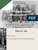 progressive day1