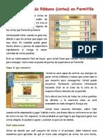 Trucos para Farmville en español Como Tener Mas Ribbons (Cintas) en FarmVille de Facebook