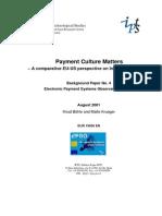 Payment Culture US vs EU EPOS 4