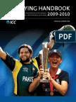 Icc Playing Handbook