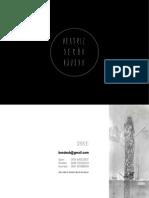 Architecture portfolio Beatriz de Uña Bóveda