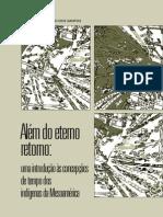 ARTIGO Além Do Eterno Retorno, Uma Introdução as Concepções de Tempo Dos Indigenas Da Mesoamerica, De E. NATALINO