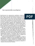 Chaïm Perelman-Los Argumentos Cuasilógicos-En El Imperio Retórico