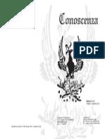 Conoscenza n. 4 a. 2014 - Copertina