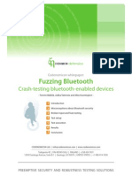 Codenomicon Wp Fuzzing Bluetooth 20110919