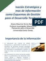 TECNOLOGÍAS GEOESPACIALES APLICADAS A LA ESTIMACIÓN DE AMENAZAS POR INUNDACIÓN Y MOVIMIENTOS EN MASA Carlos Narvaez Lopez HERRAMIENTAS APLICADAS A LA ESTIMACION DE INUNDACIONES