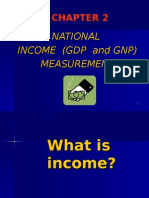 National Income Msurement
