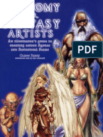 Anatomy For Fantasy Artists An Illustrator'S Guide To Creating Action Figures And Fantastical Forms.pdf