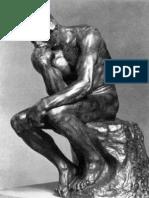 Portada Ensayo Sobre Rodin