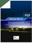Projetos de Rede Aérea Urbana - Distribuição