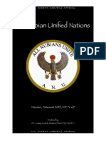 The Nubians Unified Nations Charter