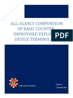 Unclassified - All-Agency Compendium of C-IED Terminology v3