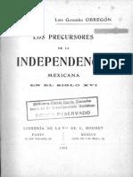 PrecursoresIndependencia_libro01